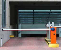 Electric Barriers
